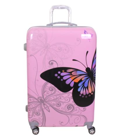 Stor hardcase kuffert
